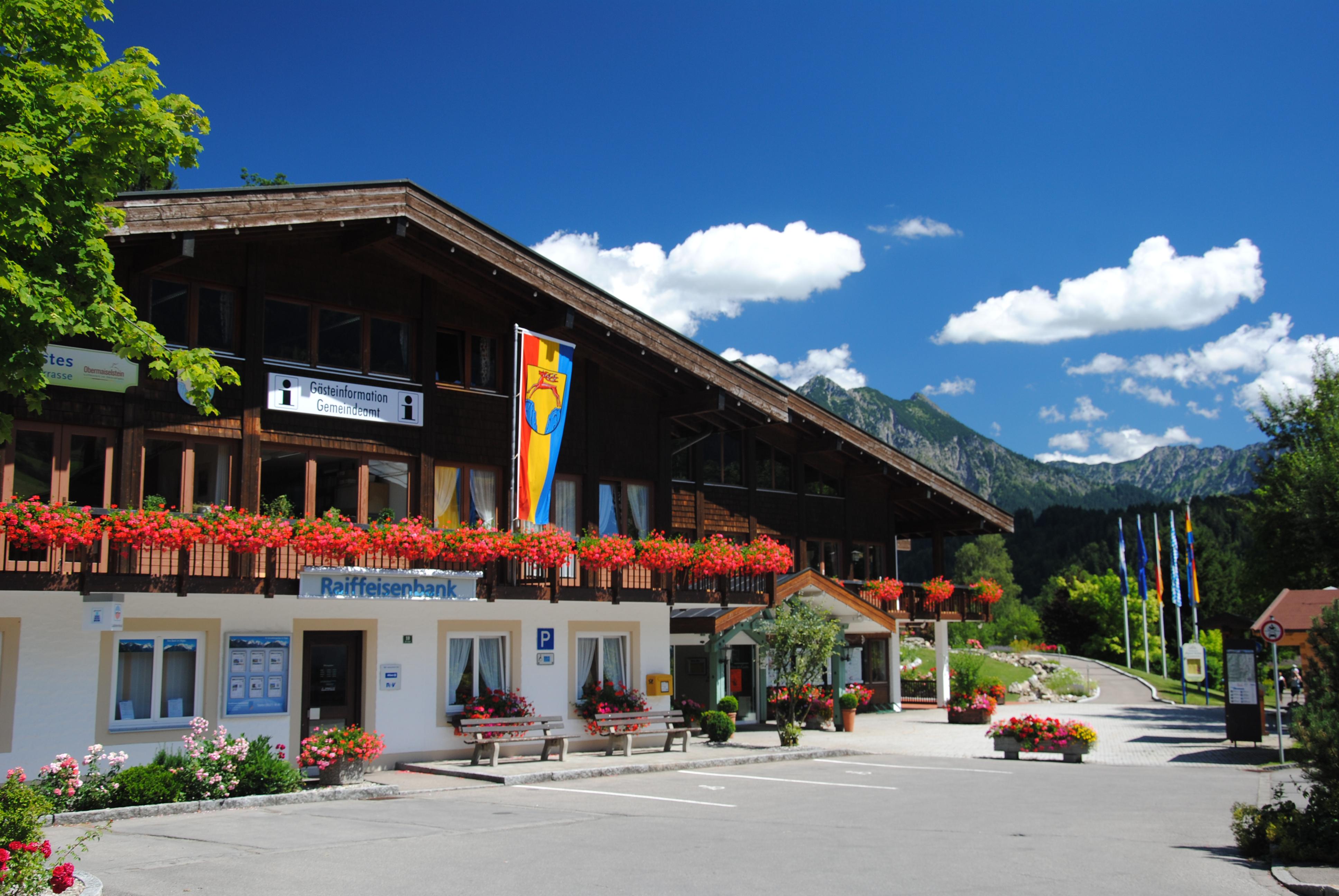 Elektro Uhlemayr: Haus des Gastes, Obermaiselstein